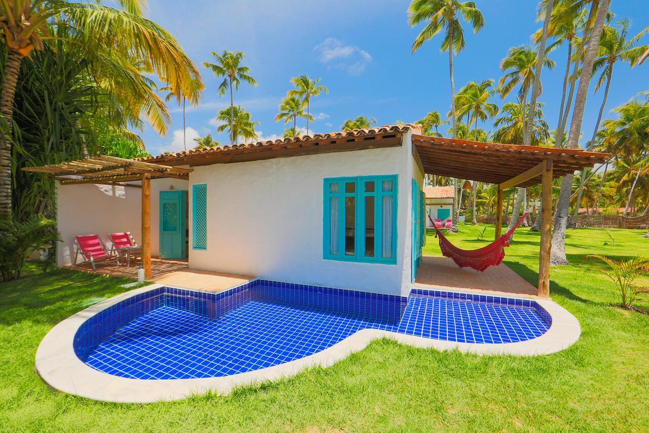 Destinos de lua de mel no Brasil - Pousada Patacho - Porto de Pedras - praias - Alagoas