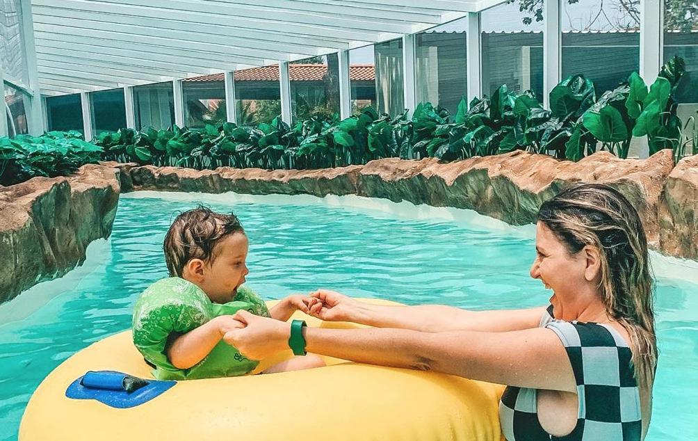 Tauá resort atibaia parque aquático