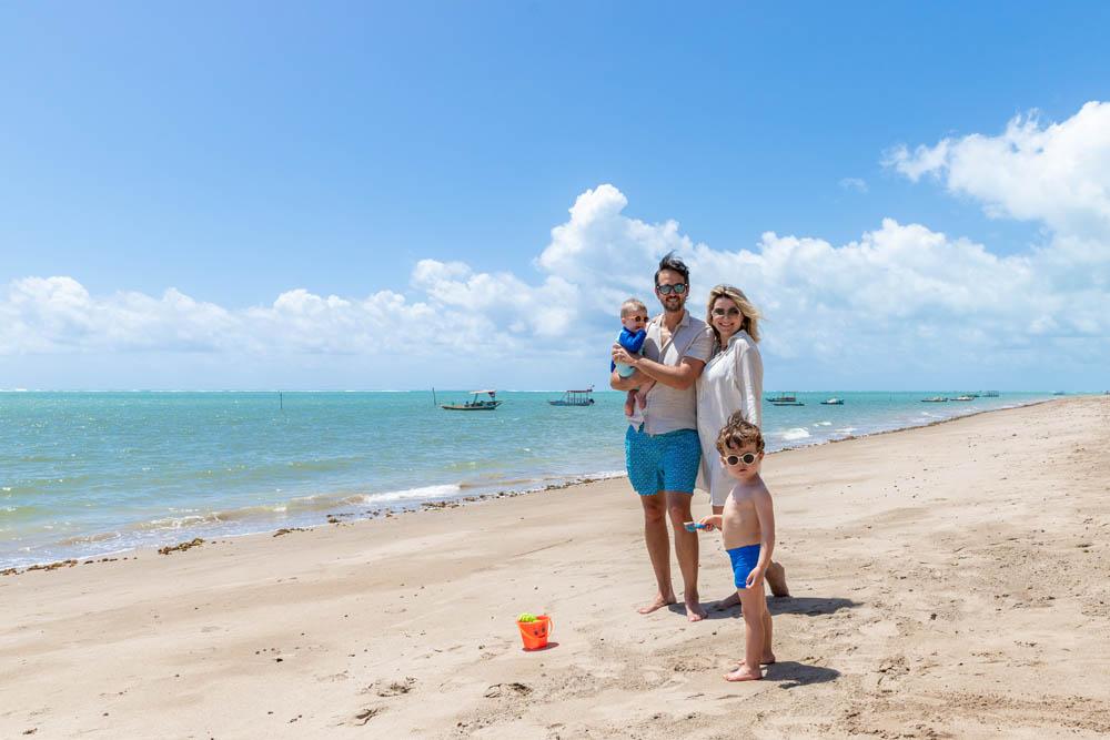 Praia do Patacho - Alagoas