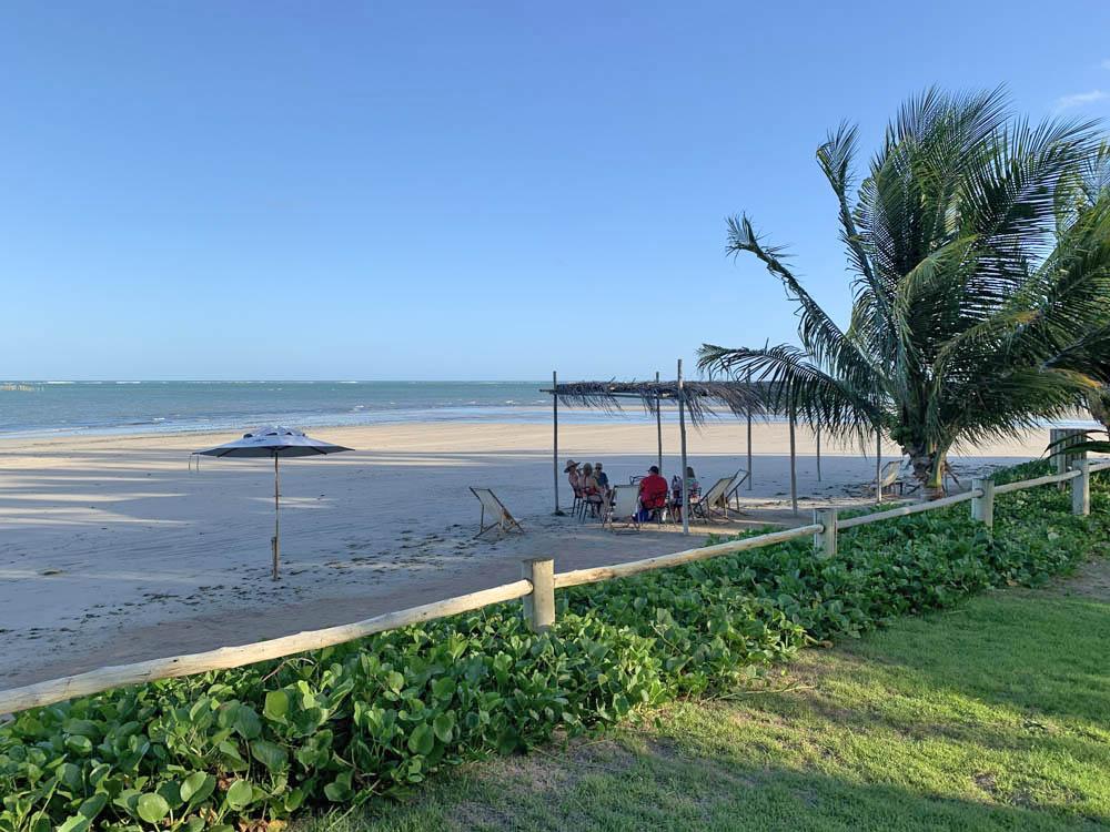 Praia do Marceneiro - Milagres