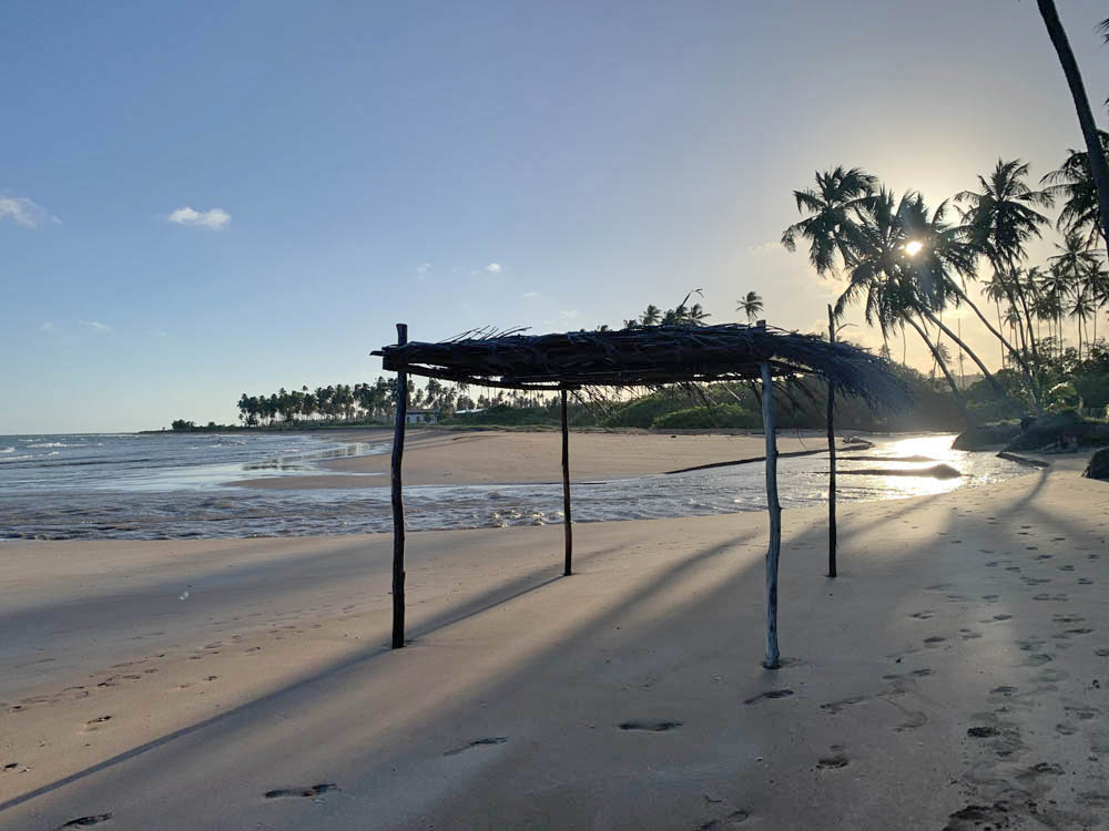 Praia do Riacho - Milagres