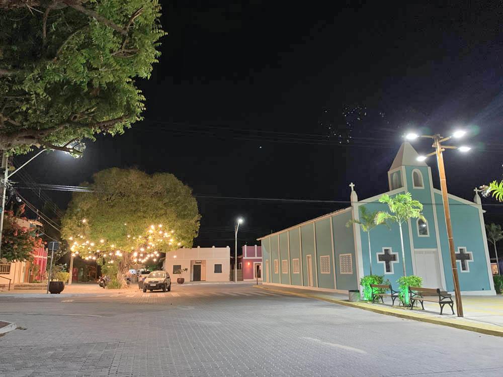 centrinho Fortim - pontal de maceió