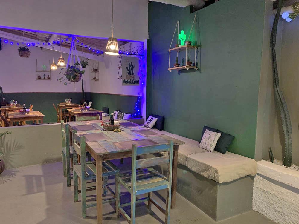 Restaurantes em Fortim - Mandacaru