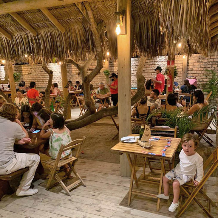 Pizzaria vila Caicara em Fortim