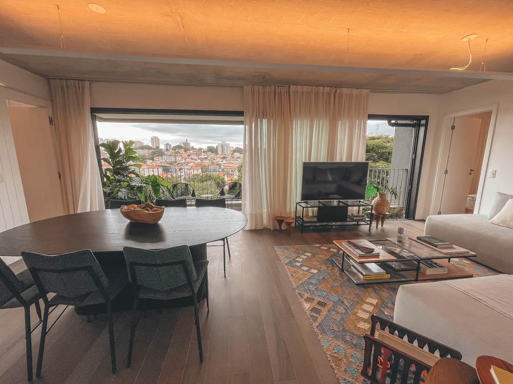 Nido IdeaZarvos - edifício na Vila Ipojuca - São Paulo - apartamento com cara de casa - janelões