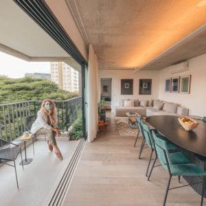 Nido IdeaZarvos - apartamento com cara de casa em São Paulo