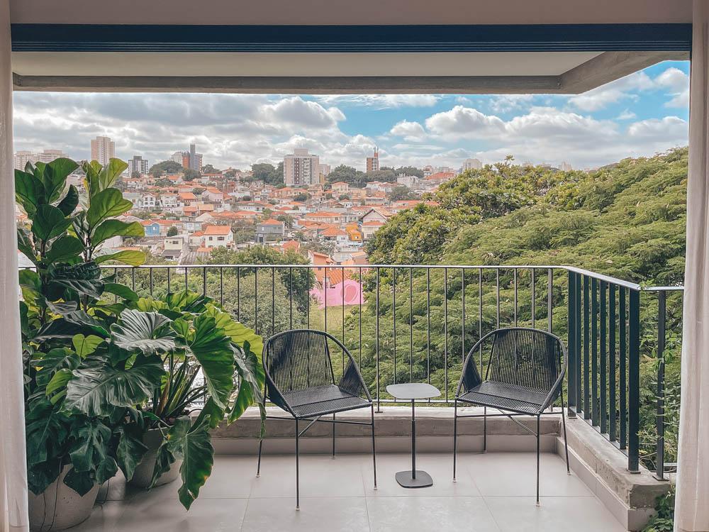 Nido IdeaZarvos - edifício na Vila Ipojuca - São Paulo - apartamento com cara de casa