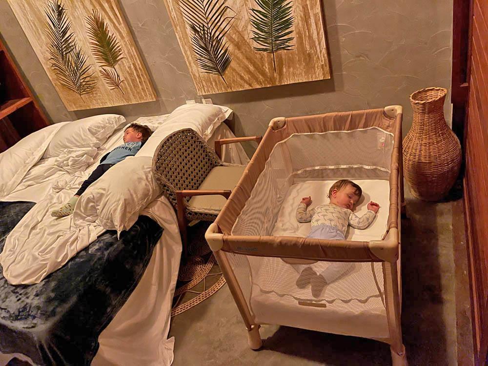 Pousada Anttunina - bebes e crianças