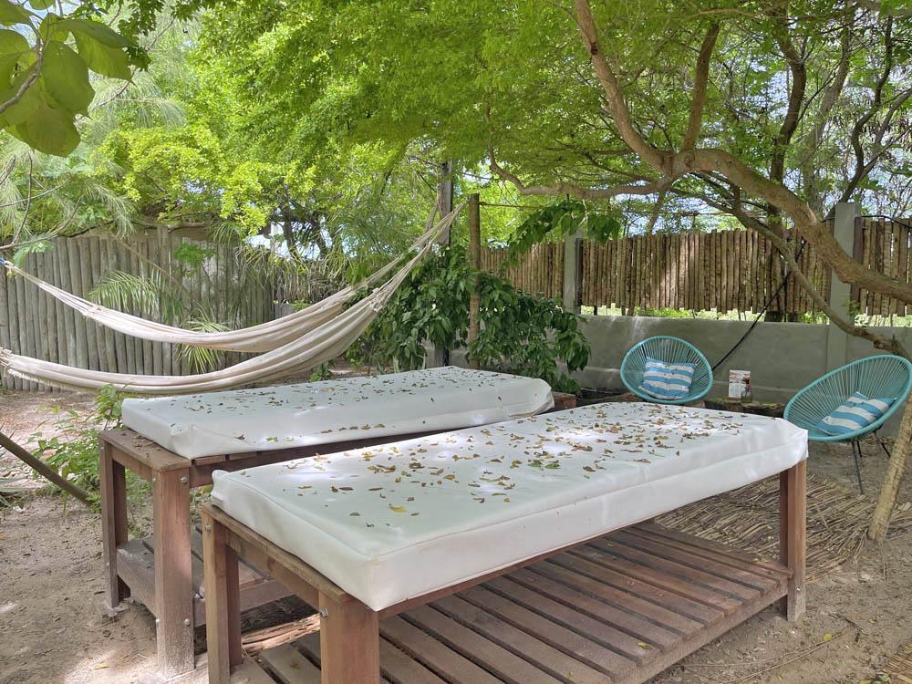 Pousada Anttunina - espaço zen - spa massagens