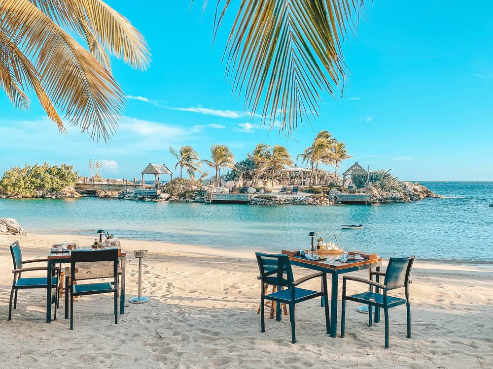 Baoase Luxury Resort Curacao - melhor hotel de Curacao