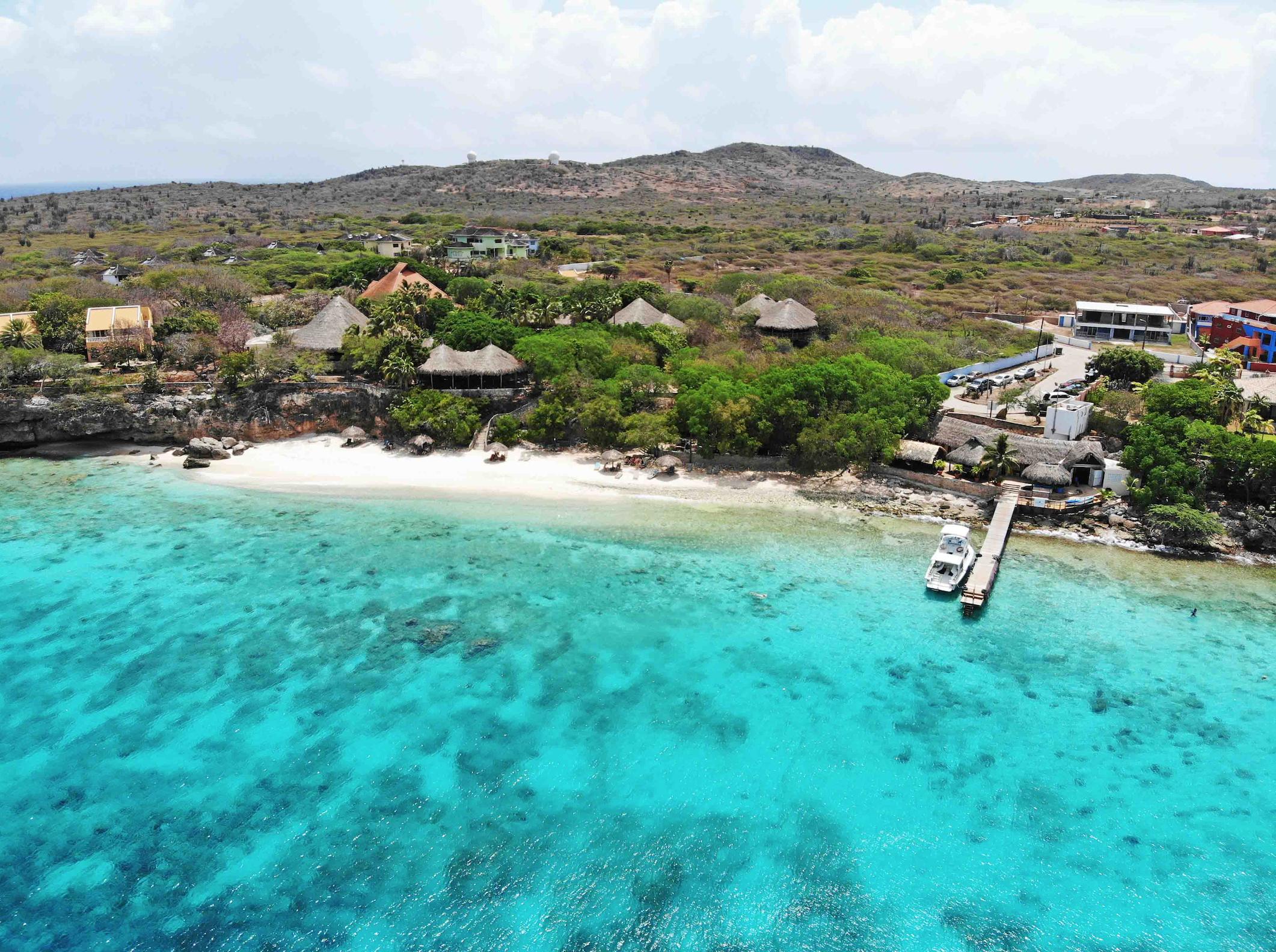Playa Kalki Curaçao - as praias mais bonitas de Curaçao