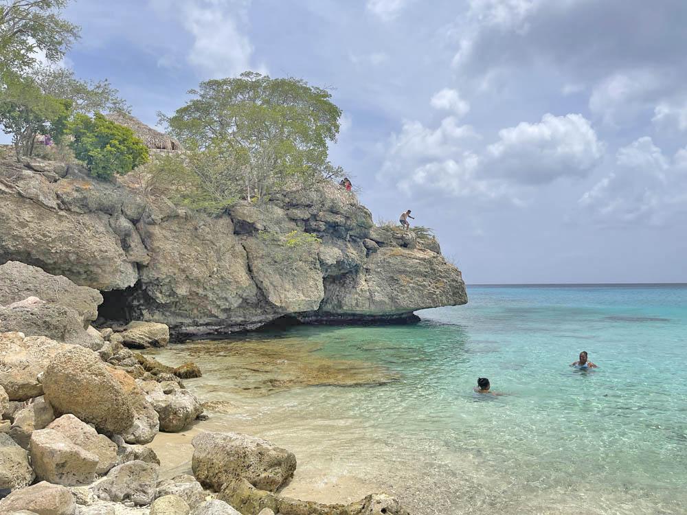 viagem para Curacao