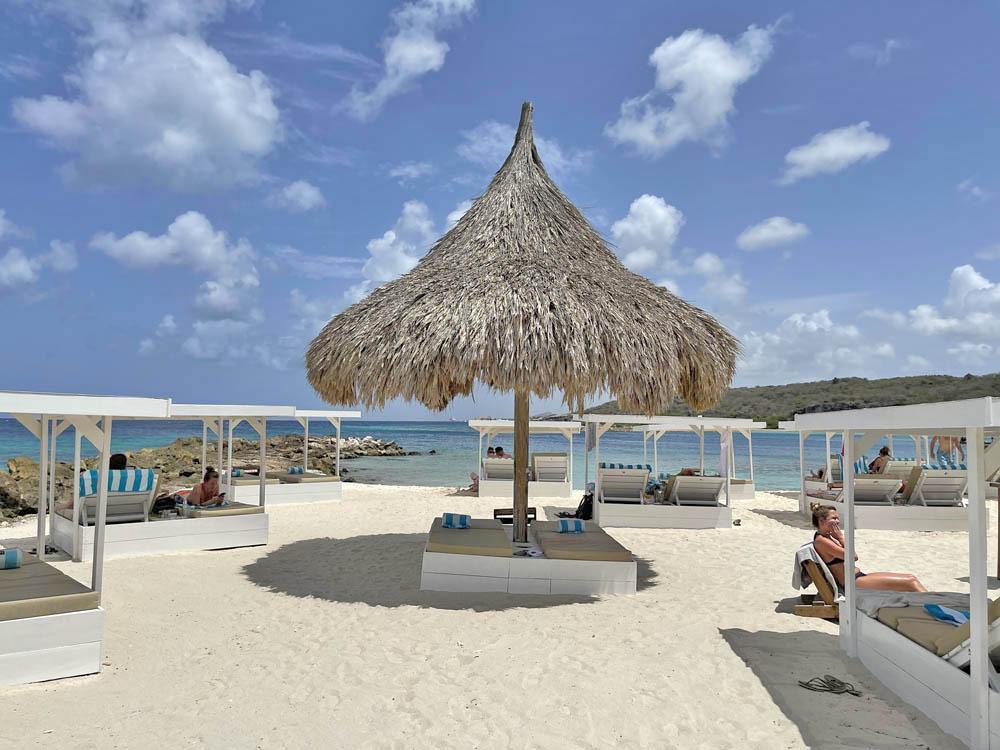 Jan Thiel Beach Curacao - Zest Café