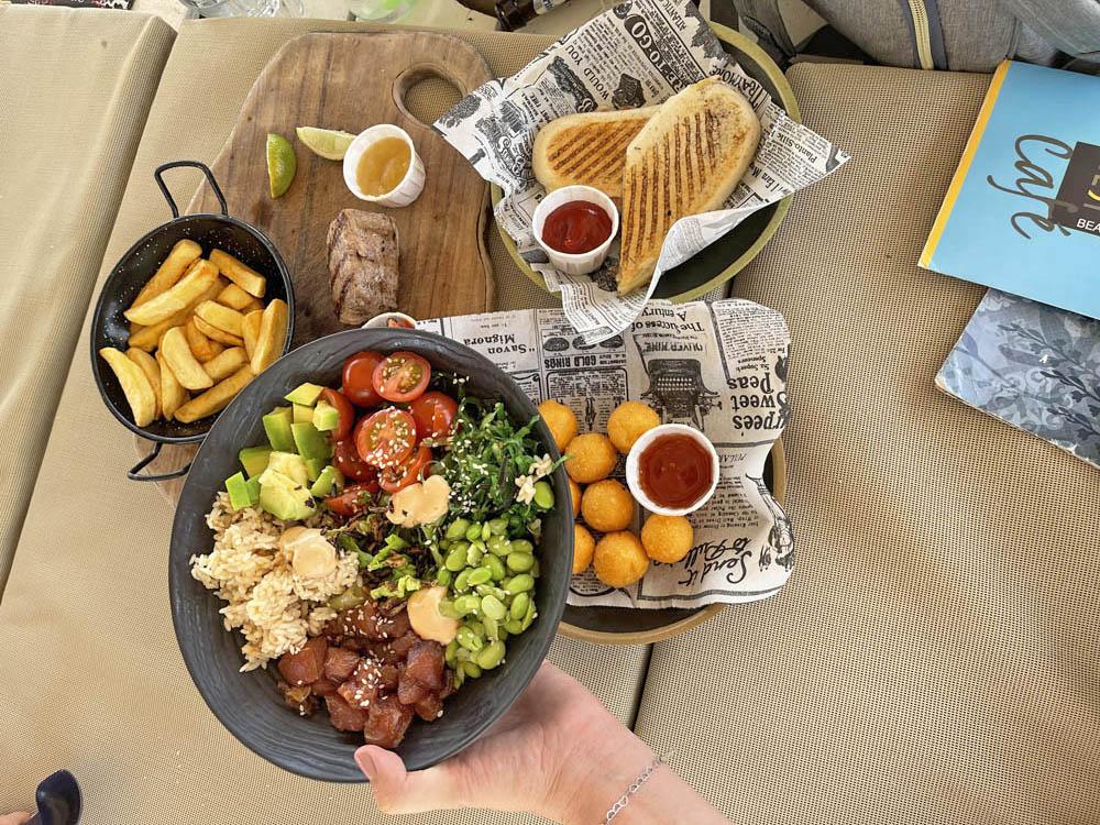 Zest café beach jan thiel restaurante curaçao