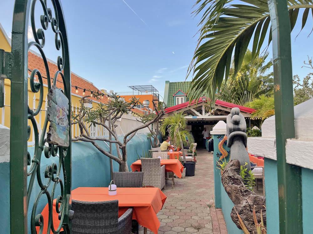 Restaurante Rozendaels Curacao