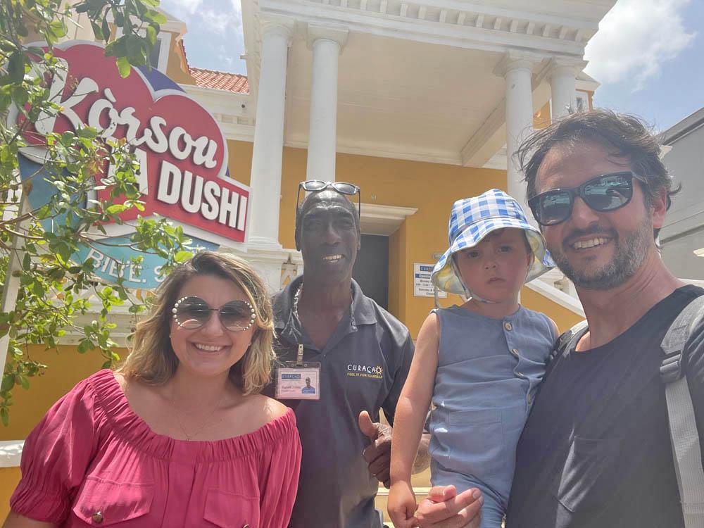 guia local em Curaçao