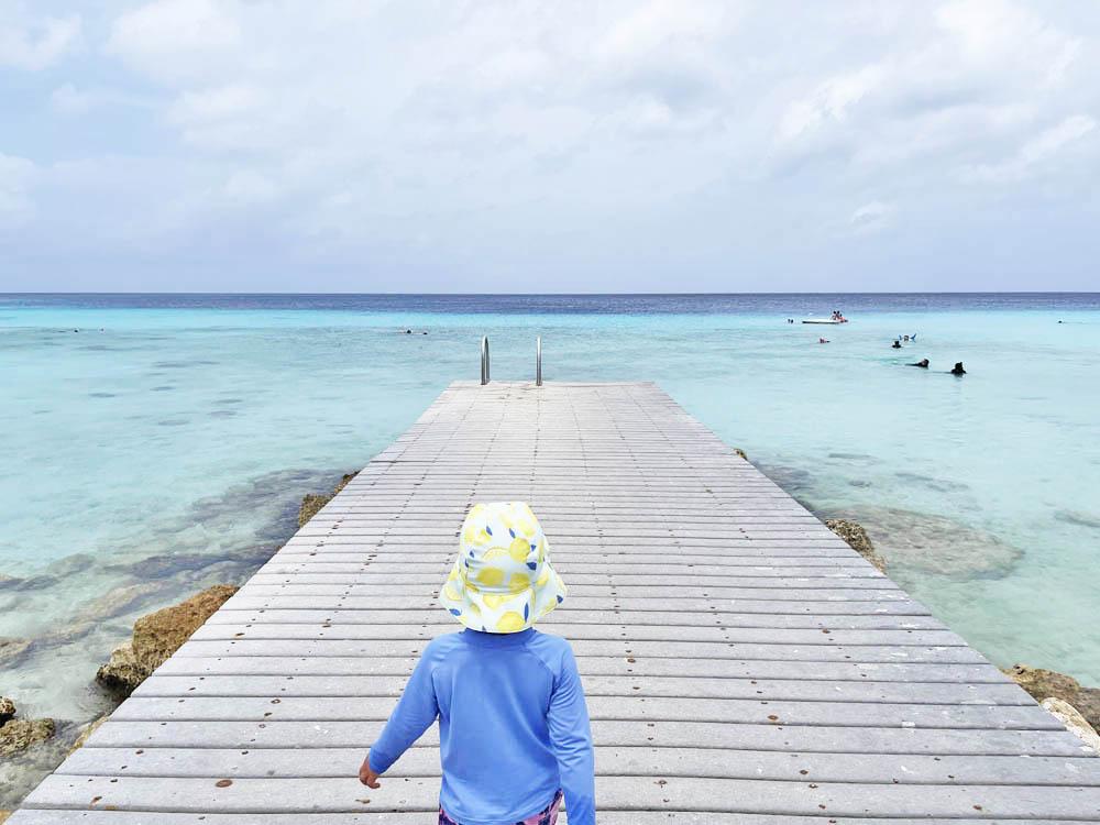 Playa Porto Mari Curaçao - as praias mais bonitas de Curaçao
