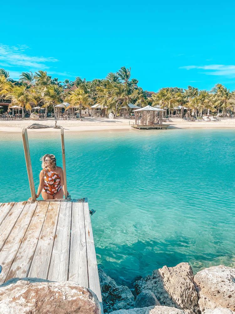 Baoase Resort Curacao - melhor hotel de Curacao