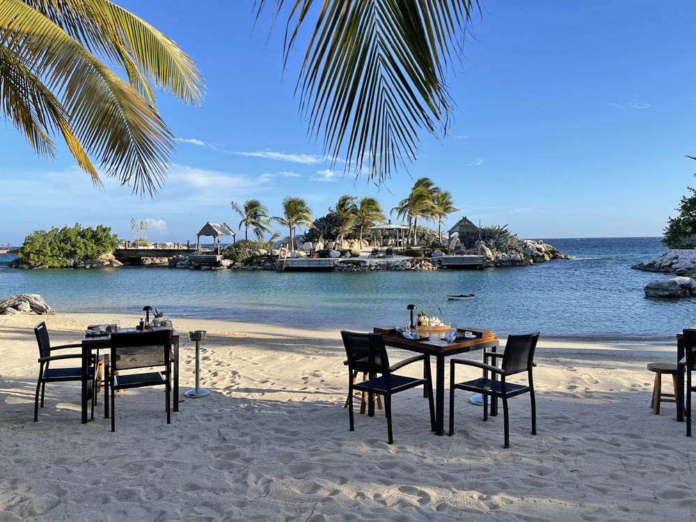 Baoase Restaurant - onde comer em curaçao