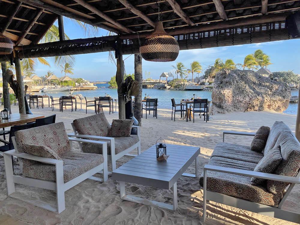 Baoase Restaurant - onde comer em Curacao