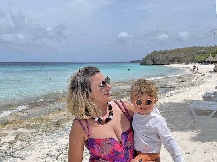 Praia Cas Abao Beach Curacao