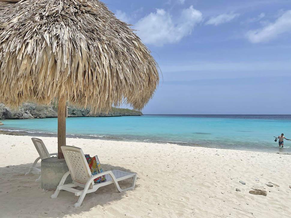 Praia Cas Abao Beach Curaçao