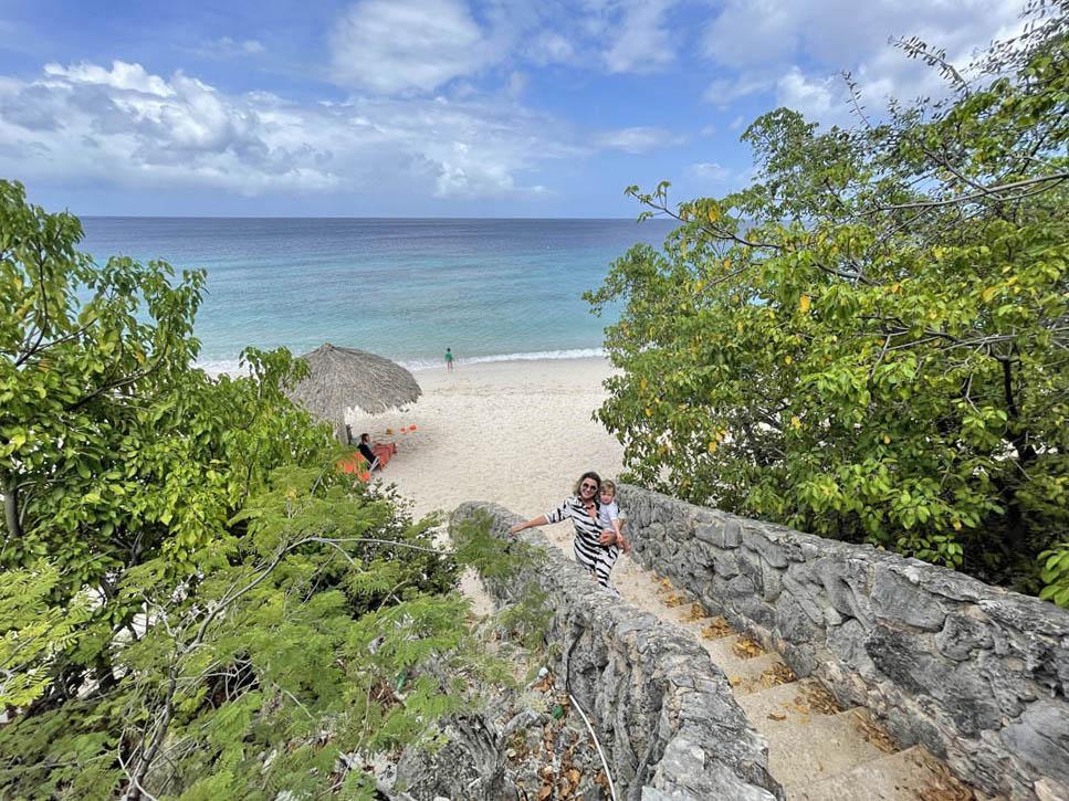 Playa Kalki Curaçao - praias imperdíveis em Curaçao