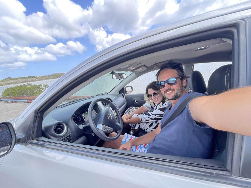 aluguel de carro em Curaçao