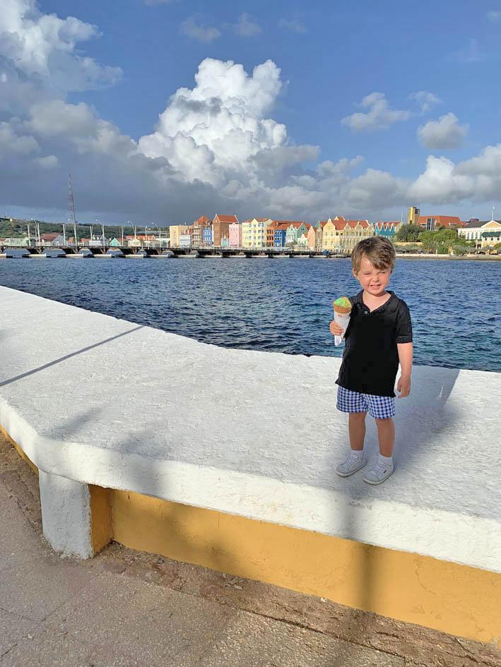 centrinho de Curaçao