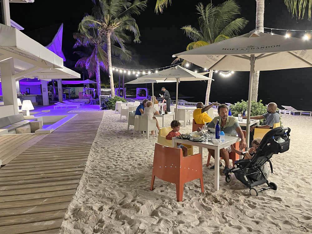 Papagayo Beach Restaurant jan thiel restaurante curaçao