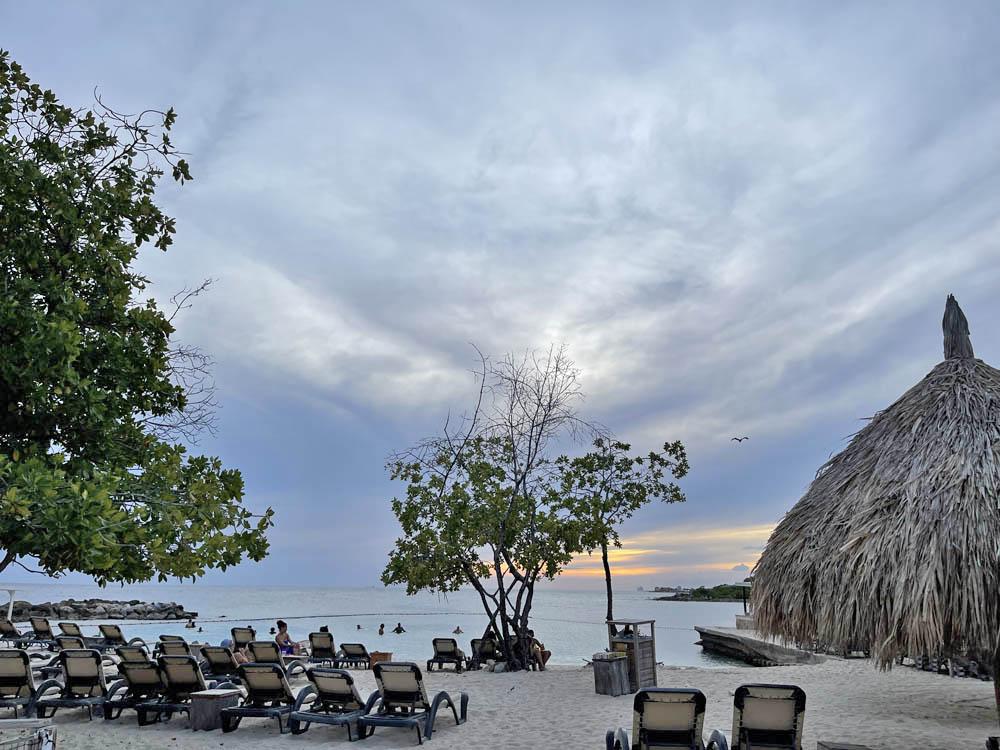 Zanzibar beach club jan thiel curacao