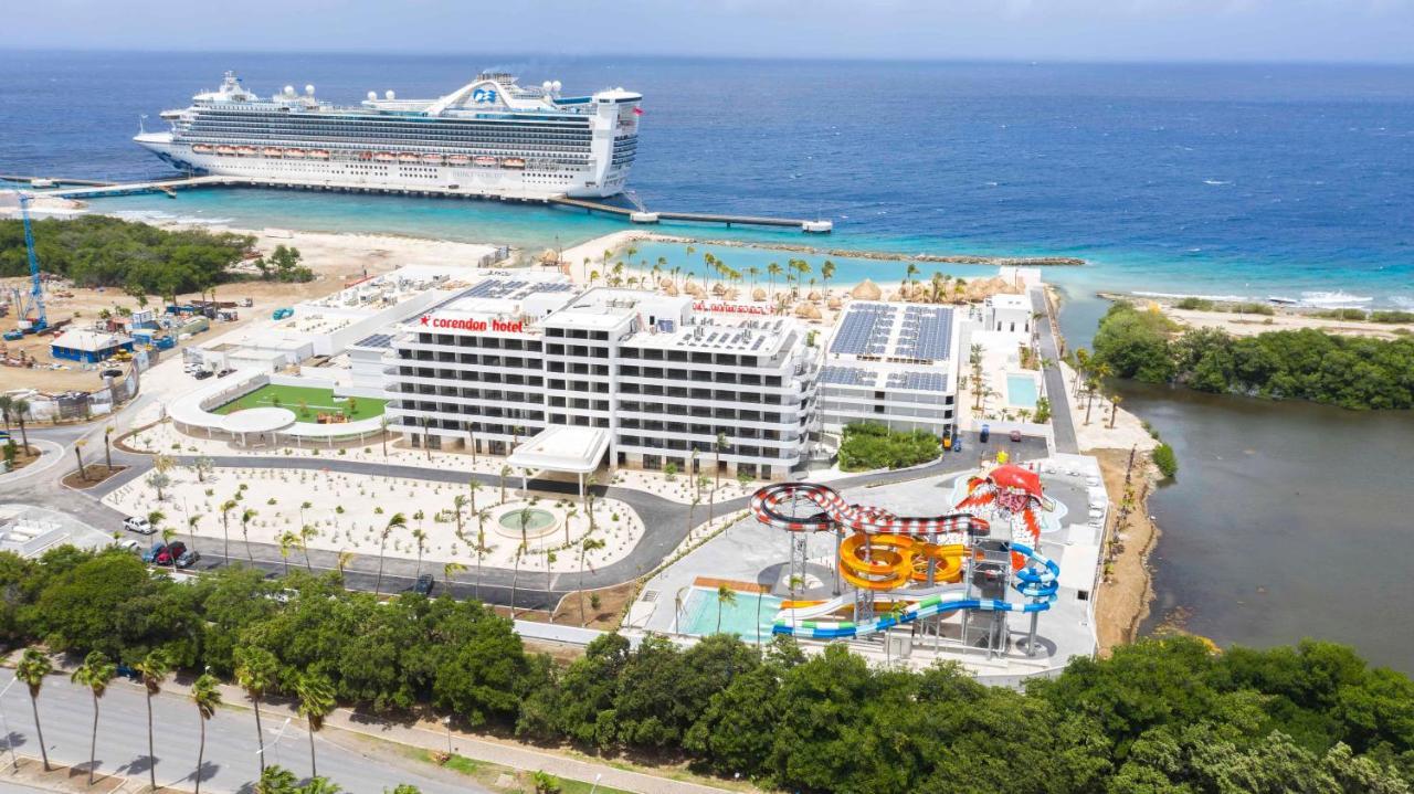 Corendon Resort all inclusive em curacao com parque aquatico