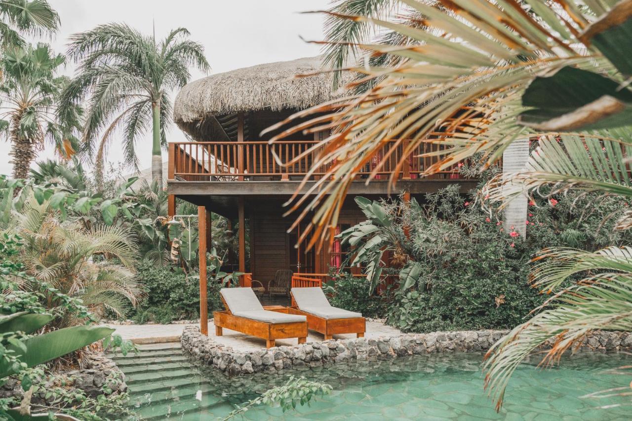 Kontiki Beach Resort - hotel boutique em Curacao
