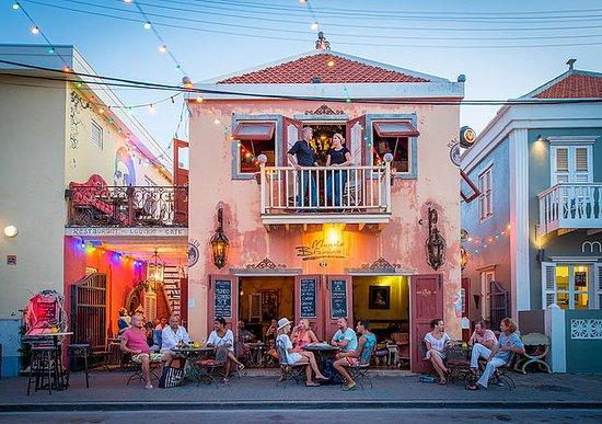 Mundo Bizarro restaurante Curaçao